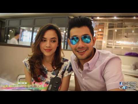 Sweetnya Farid Kamil & Diana Danielle
