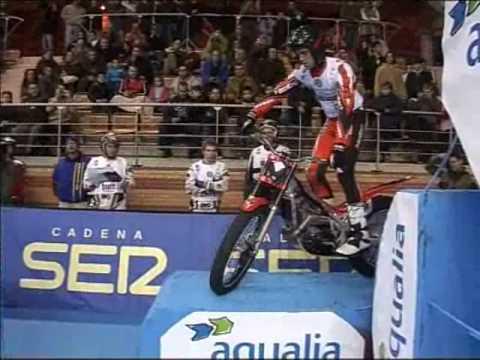 Trial Indoor de las Naciones 2008 Primera parte