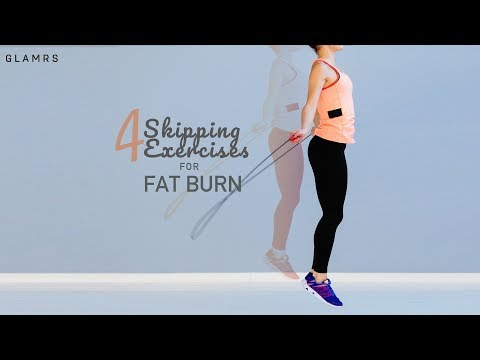 Xxx Mp4 4 Skipping Exercises To Lose Weight Fast Jump Rope Exercises With Urmi Kothari 3gp Sex