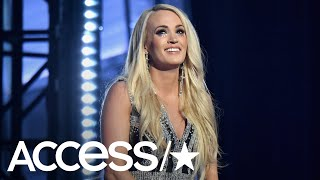 Carrie Underwood Opens Up About The Fall That Led To Surgery & A Hiatus | Access