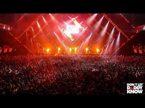 Don't Let Daddy Know 2017 Amsterdam // Dimitri Vegas & Like Mike, Headhunterz, Blasterjaxx & Showtek
