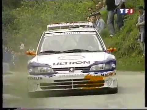 WRC Tour de Corse 1997 TF1 Auto Moto