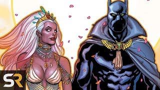 5 Moments From Black Panther Comics The MCU Will Never Show