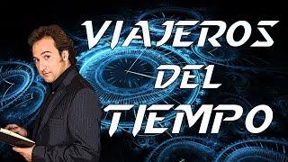 Milenio 3 : Viajeros del tiempo 1/2. Con Iker Jimenez, Santiago Camacho y Vicente Fuentes.