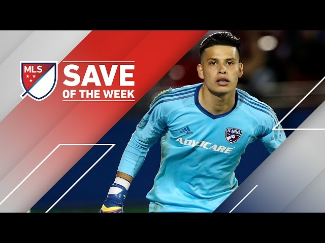MLS Save of the Week | Vote for the Top Saves (Wk 7)