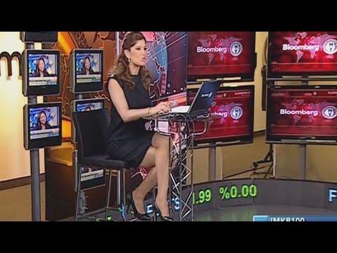 İpek Kaplan Köseoğlu Beautiful Turkish Tv Presenter 12.01.2013