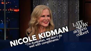 Nicole Kidman Forgot Stephen Was Also In