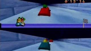 Mario Party - Mini-Game Island World 4