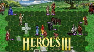 Nostalgia Gaming: Heroes 3 - Walki 1vs1   Kody STEAM co 100 subów!