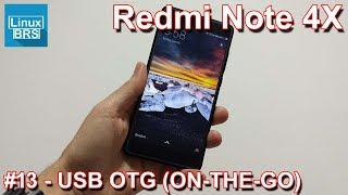 Xiaomi Redmi Note 4X - USB OTG (ON-THE-GO)