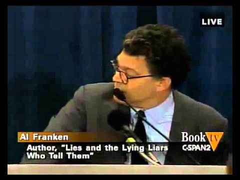 Bill O Reilly clashes with Al Franken SHUT UP 1 2