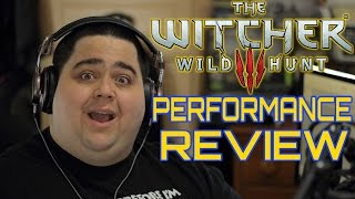 Witcher 3 PC Performance Review 60FPS 980 SLI