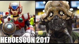 HeroesCon 2017 Cosplay Video