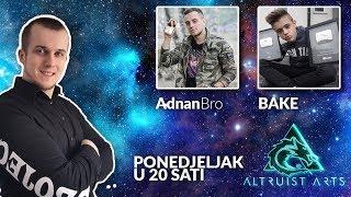 🔴 KAKO SMO USPJELI NA YOUTUBE-u? | w/ AdnanBro, Baake, Selim i Eldar