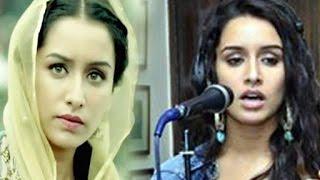 "Shraddha Kapoor Sings Kashmiri Folk Song of ""Haider"" | New Bollywood Movies News 2014"