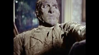 The Mummy (1959) - Mummies don't knock!
