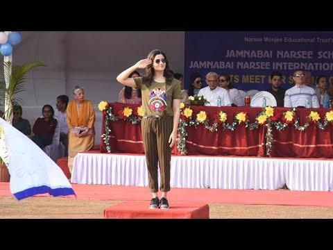 Xxx Mp4 Alia Bhatt Visits Her School Jamnabai Narsee School For Sports Day Function 3gp Sex