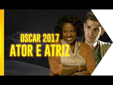 Apostas do OSCAR 2017 de ATOR e ATRIZ | OmeleTV