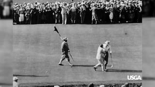 1927 U.S. Open Highlights