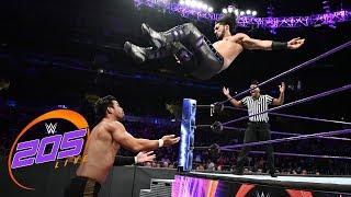 Mustafa Ali vs. Hideo Itami: WWE 205 Live, Aug. 7, 2018