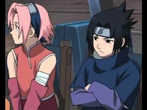 Sasuke & Sakura moments