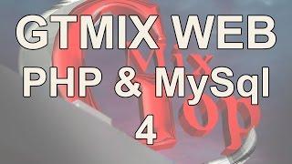 دورة تصميم و تطوير مواقع الإنترنت php & MySql - د 4 - إنشاء الجداول و تصميمها و حذفها