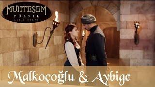 Malkoçoğlu & Aybige - Muhteşem Yüzyıl 49.Bölüm