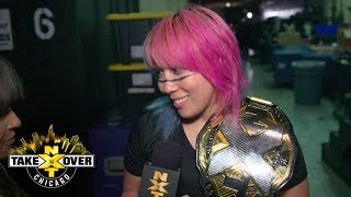 Nobody can stand toe-to-toe with NXT Women's Champion Asuka: Exclusive, May 20, 2017