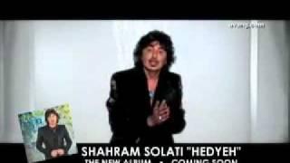 Shahram Solati-New Album Hedyeh.flv