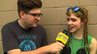 Grimes Interview | WEIRD VIBES (ep8)