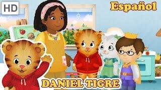 Daniel Tigre en Español - El Príncipe Miércoles va al Baño y Daniel va al Baño (Episodios Completos)