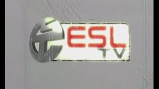 ESL TV Zeitreise (06.04.2004) - ENC Warcraft 3 [ENG] (Part 1/2)