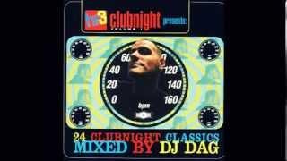 DJ Dag Live - 7 Jahre Clubnight Prodo X Darmstadt 17.05.1997