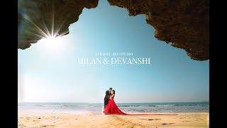 PRE WEDDING MILAN & DEVANSHI DIU
