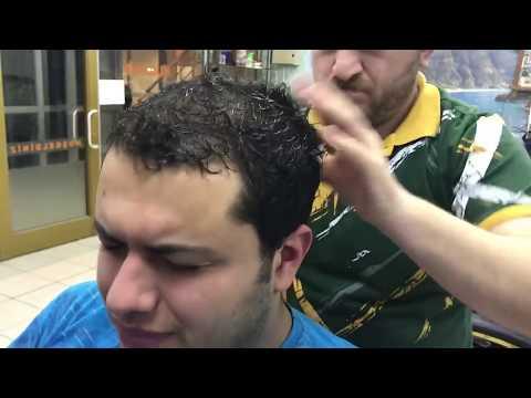 Xxx Mp4 ASMR NECK CRACK Turkish Barber Massage Head Arm Back Face Massage Kafa Sırt Kol Masaj ı 3gp Sex