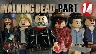 Custom LEGO The Walking Dead Minifigures PART 14