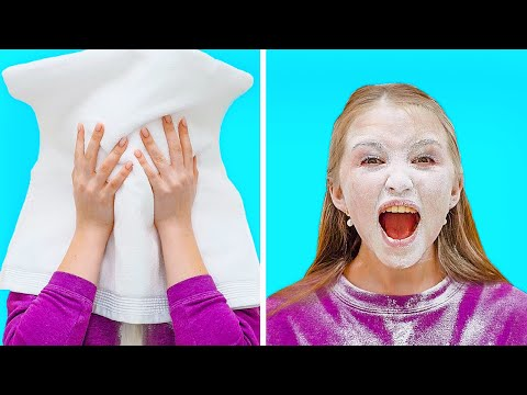 GENIUS YET FUNNY PRANKS AND TRICKS Awesome DIY Hacks by 123 GO GOLD