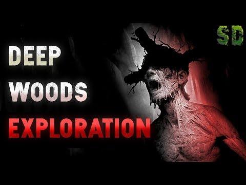 Xxx Mp4 10 TRUE Scary Deep Woods Exploration Stories 3gp Sex