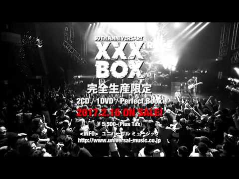 OUTRAGE - 30th Anniversary XXX