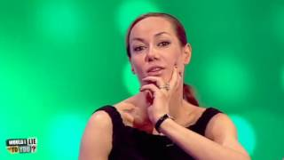 Has Tara Palmer-Tomkinson eaten a diamond? - Would I Lie to You?