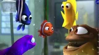Buscando A Nemo 3D - Trailer #2 Español Latino - FULL HD