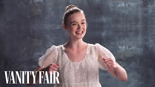 Elle and Dakota Fanning Talk Which Movies They Can