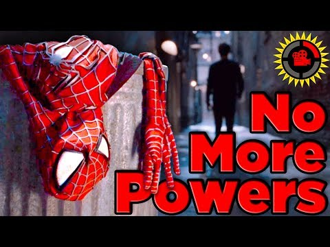 Film Theory The Spiderman 2 Mystery Why Spiderman Lost His Powers