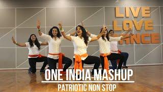 15 AUGUST/ INDEPENDENCE DAY DANCE/ PATRIOTIC MASH UP/ NONSTOP 16 SONGS/ EASY STEPS/ RITU