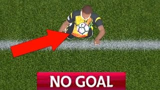 Top 10 Worst Goal Line Technology in FIFA 17