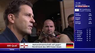 Joachim Löw/die Mannschaft - SSN 03.10.17