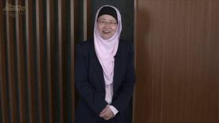 Invitation message of Prof. Jackie Ying about 2017 Mustafa(pbuh) Prize award ceremony