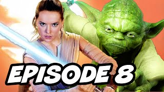 Star Wars The Force Awakens Episode 8 and 9 Teaser Theories