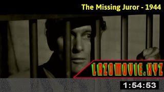 Watch The Missing Juror (1944) Full Movie Stream