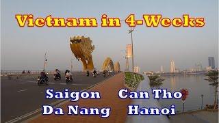 2016 Vietnam Vlog: 4-weeks in the Motherland
